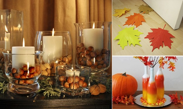 Autumn Home Decoration