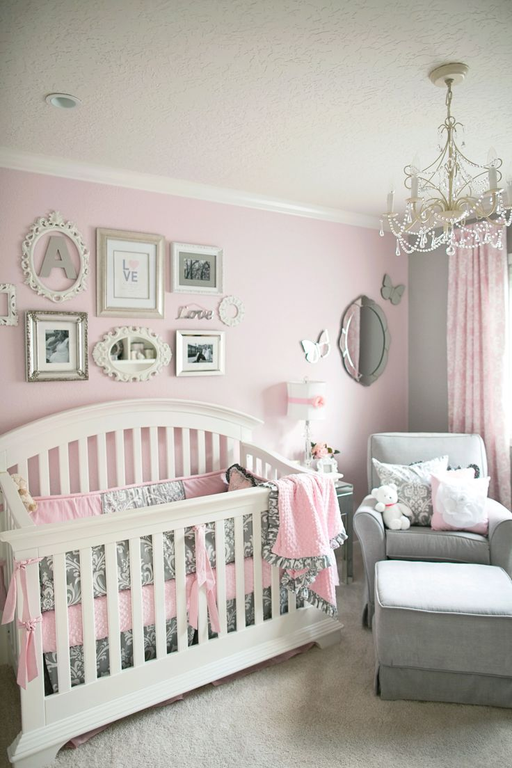 Baby Room Accessories: Baby Girl Room Decor Ideas