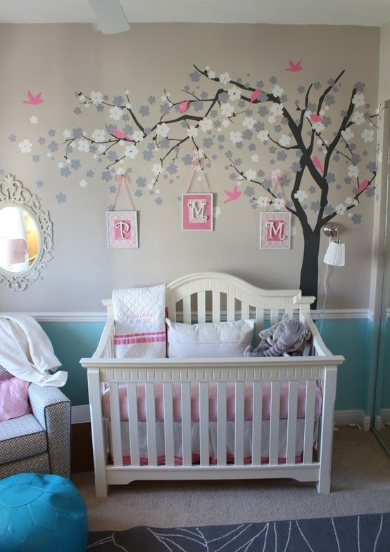 Bedroom Designs For Baby Girl - Bedroom Ideas