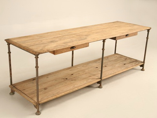 Design of Worktable