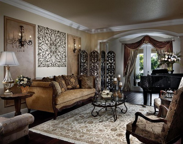 Elegant Living Room Ideas