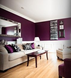 Home decor colours