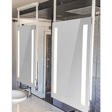 Modern Suspended Mirrors and Floor Mirrors