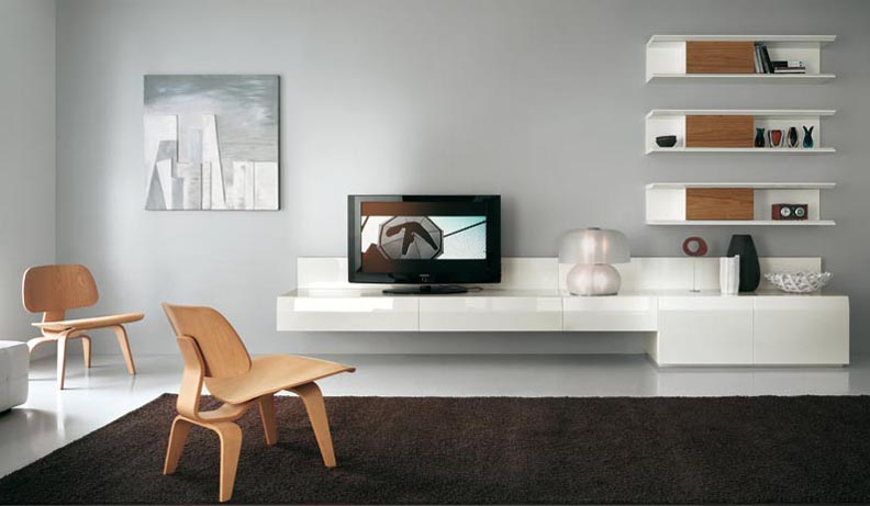 Hints for Modern and Stylish TV Wall Units