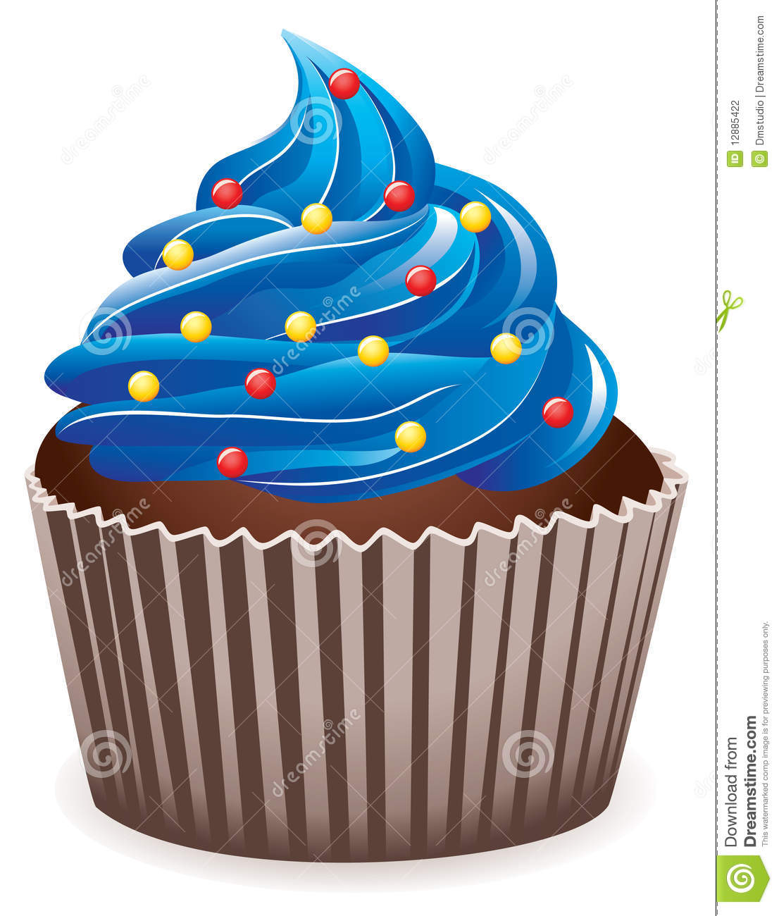 Birthday Cake And Ice Cream Clipart