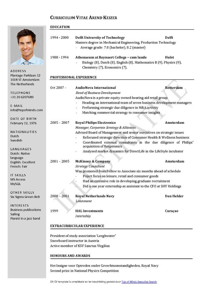 Tips To Make Your Curriculum Vitae Impressive - Obfuscata