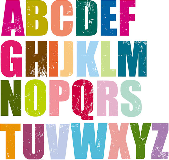 what is an alphabet
