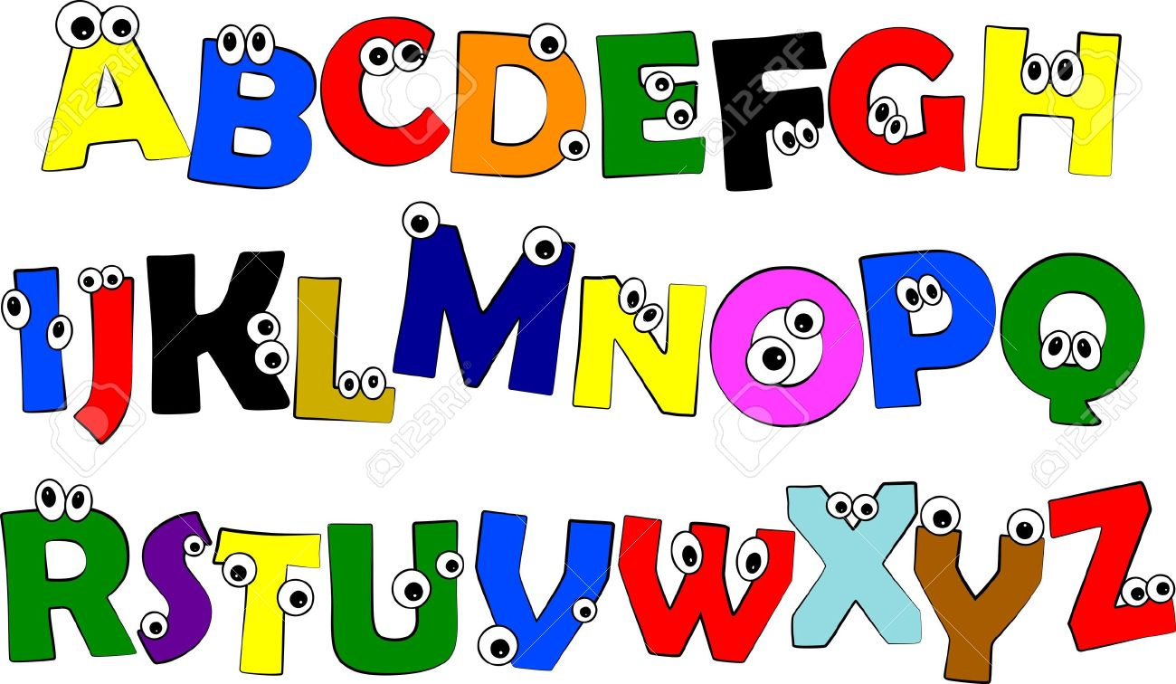 English Alphabets For Kids Video Learning