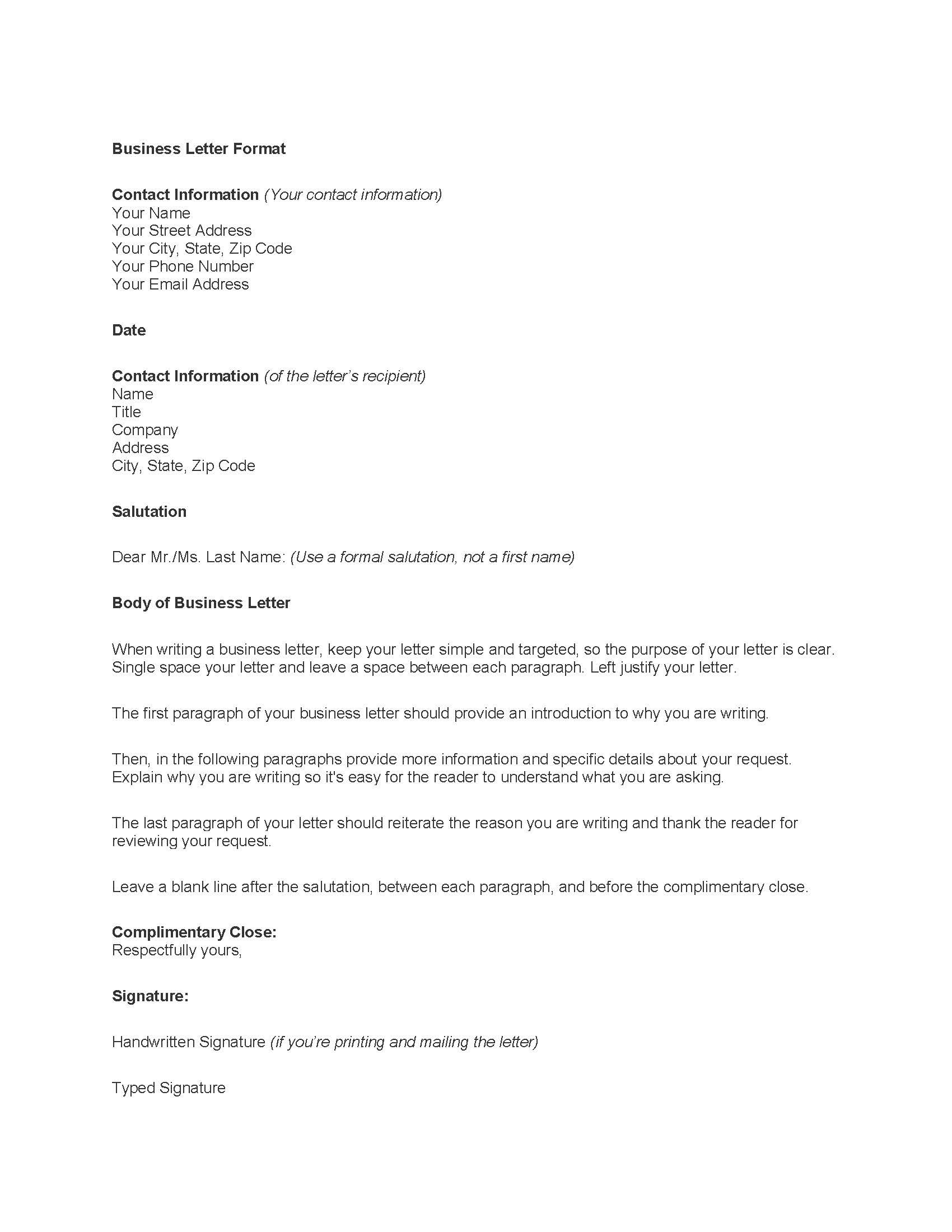 letter templates word free help with resumes and cover letters business letter template 21 letter templates - Cover Letter Template Word Free
