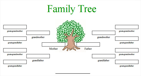 where can you find a printable family tree template obfuscata