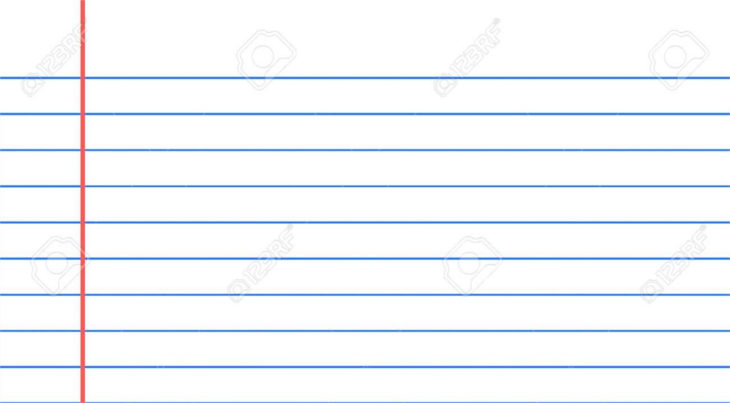 Lined Paper And Its Various Kinds