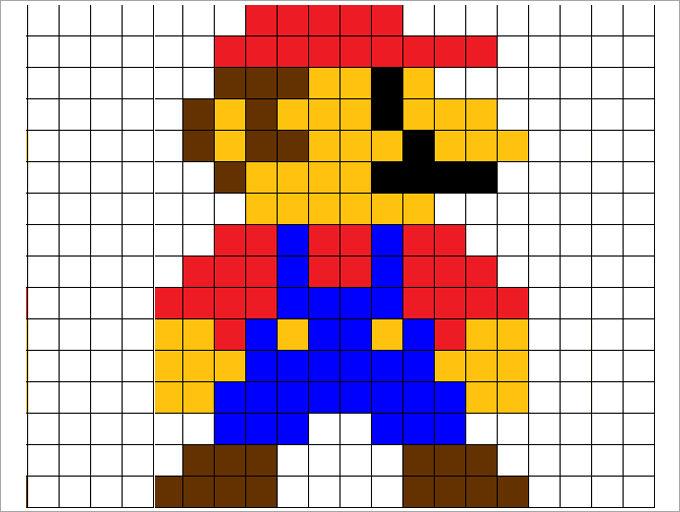 Pixel Art Obfuscata