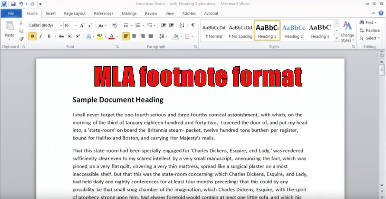 how to change footnotes for endnotes in word