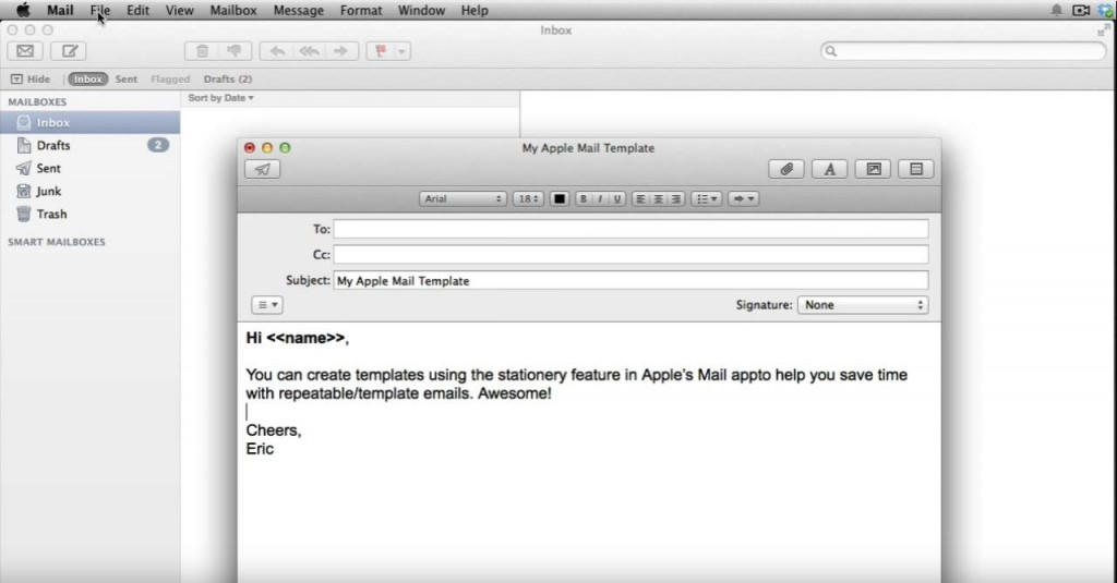 apple mail template-step-3