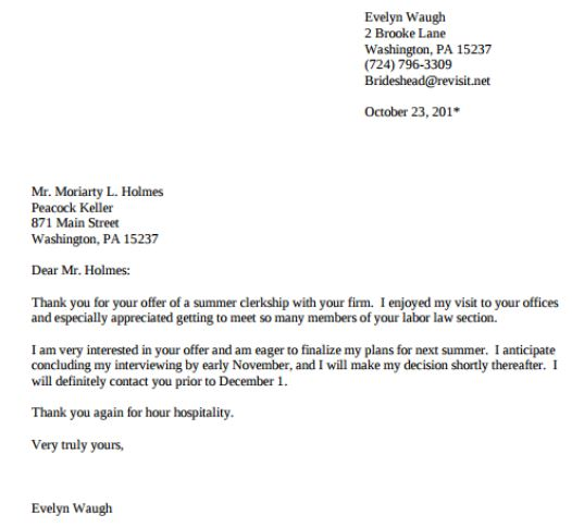 follow up email after interview 15