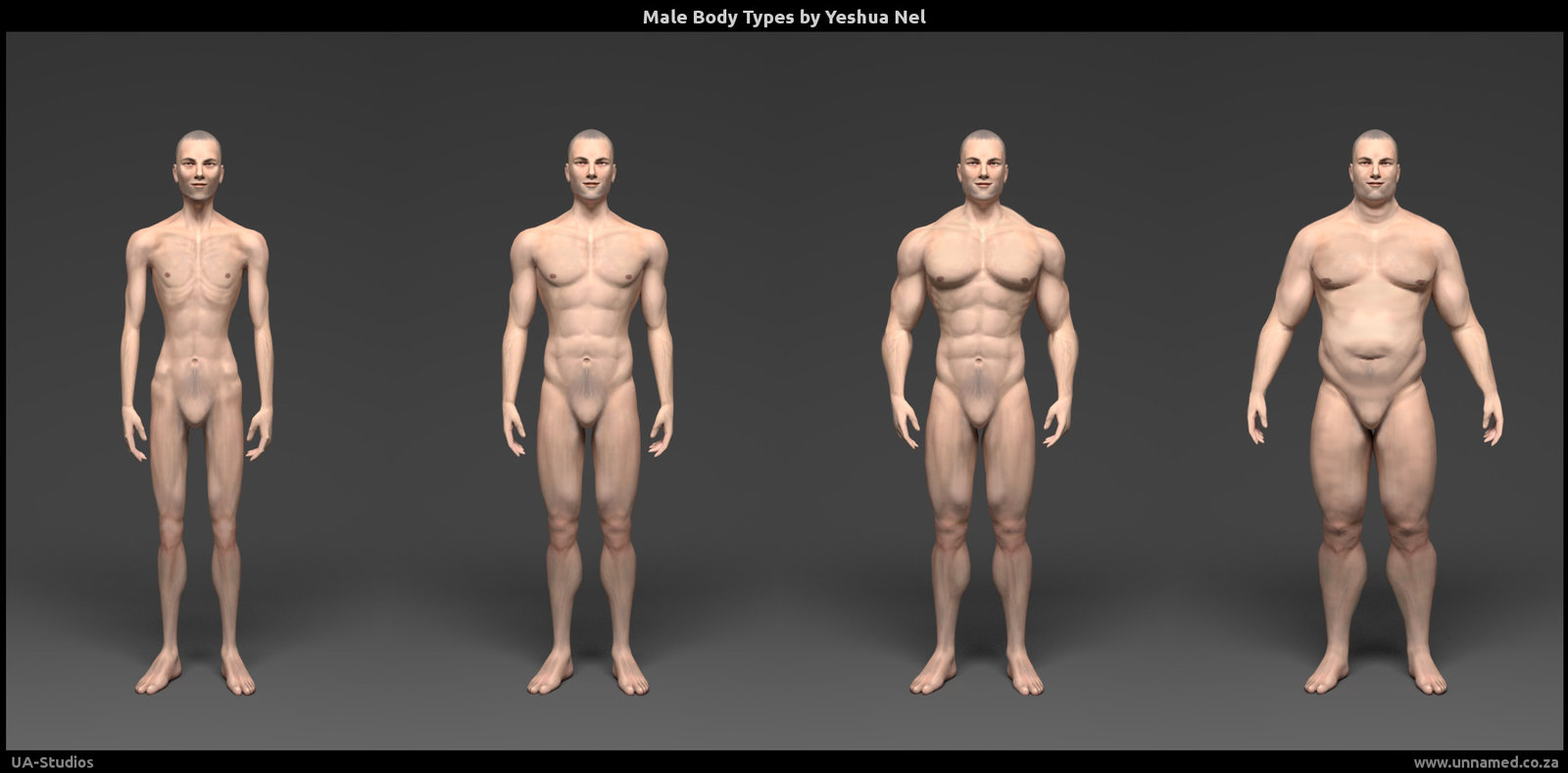 girl same position naked