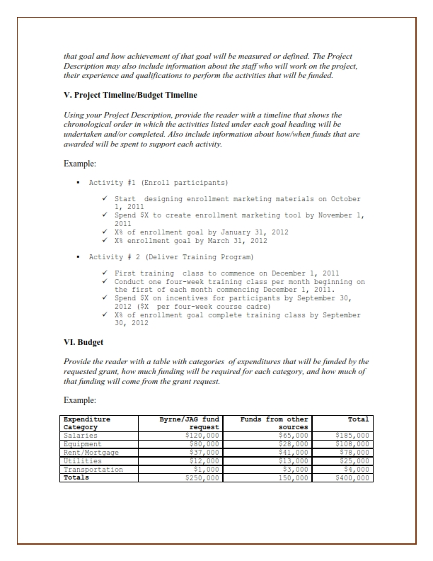 Job Proposal Template Job Proposal Template Some Technical Points