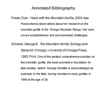 Is a literature review the same as an annotated bibliography