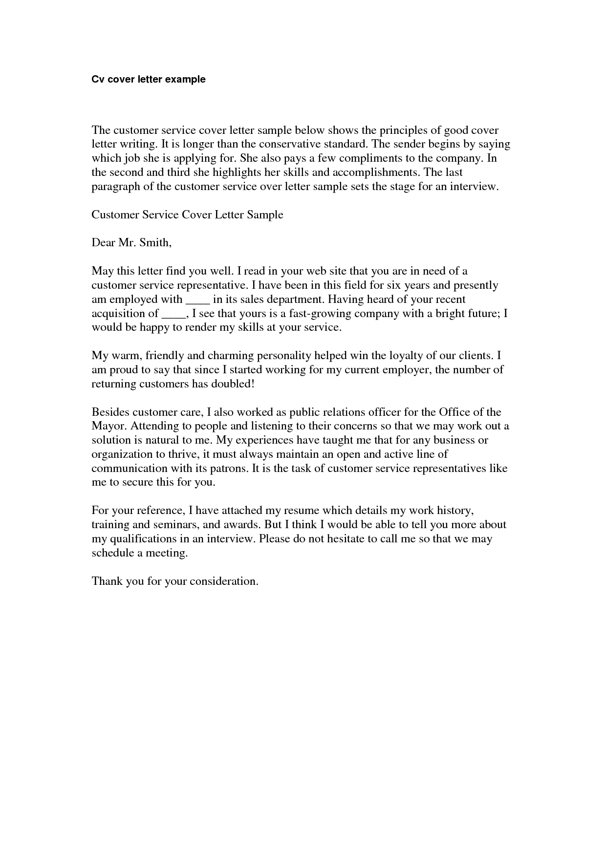 basic cover letter for a resume write. Resume Example. Resume CV Cover Letter