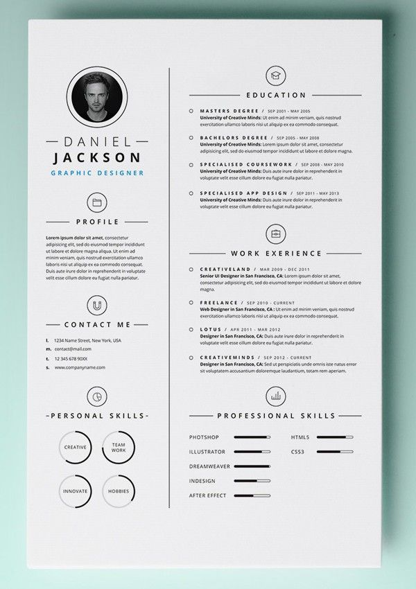 best cv templates word obfuscata - Free Resume Templates Word Document