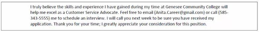 example closing paragraph