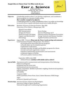 how to create a resume