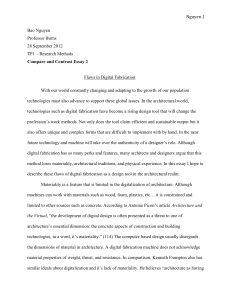 tips on writing thesis statements for essays
