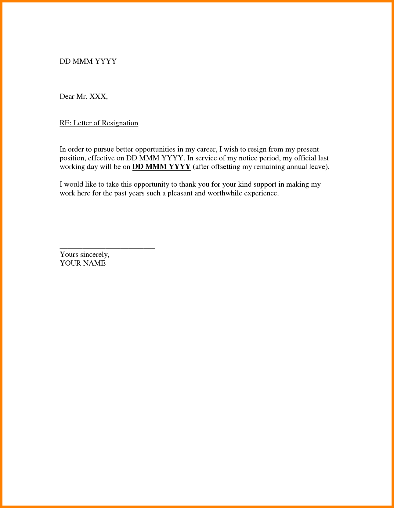 Resigning letter example thecheapjerseys Images
