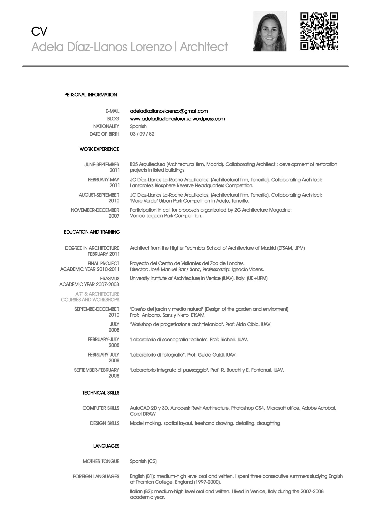resume english examples - Resume Examples English Teacher