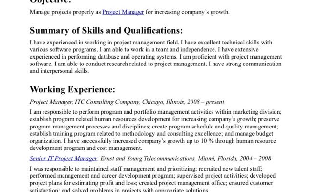 career resume objective statement - Resume Templates Objective Statement