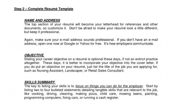 Successful Resume Objective Statements For Great A Best Objective