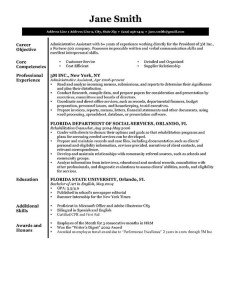 Resume Templates - Obfuscata