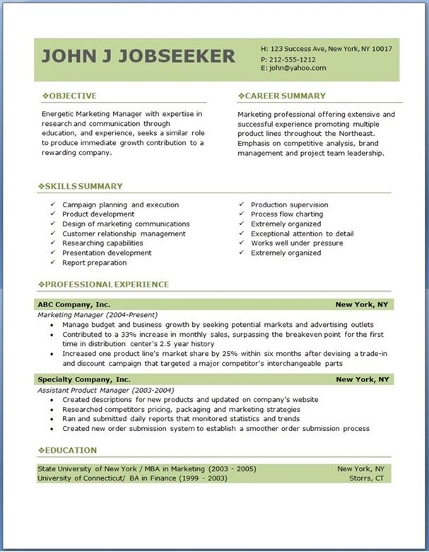 free downloadable resume templates free downloadable resume templates free downloadable resume templates