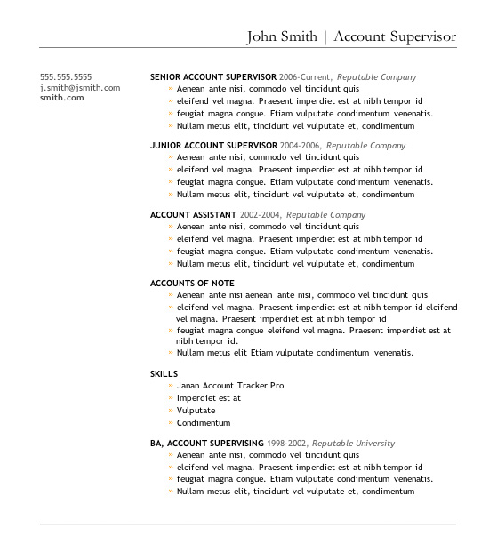 Resume. Substitute Teacher Resume Example 25+ Best Teacher Resumes