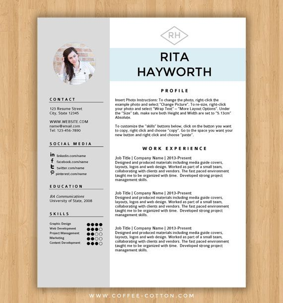 Free Resume Templates for Microsoft Word Obfuscata