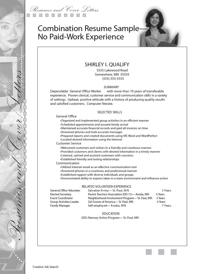 Resume Examples First Job Write Resume First Time With No Job How To Make A  Resume  Resume Format Without Experience