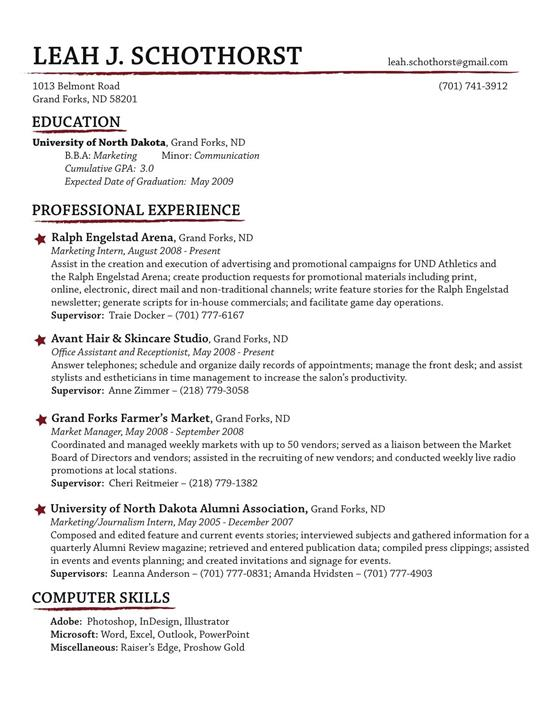 Operations Manager Resume Sample Resume