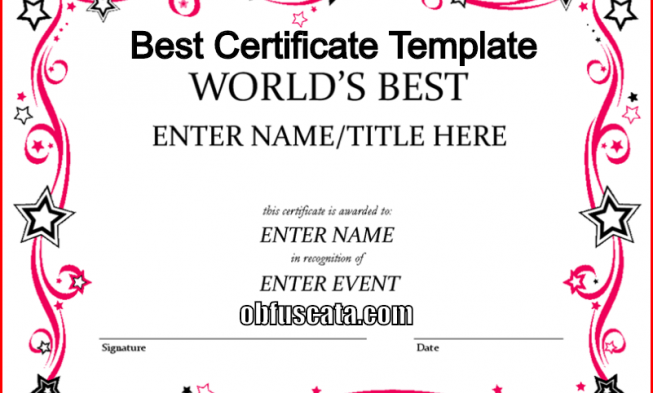Best certificate template yelopaper Image collections