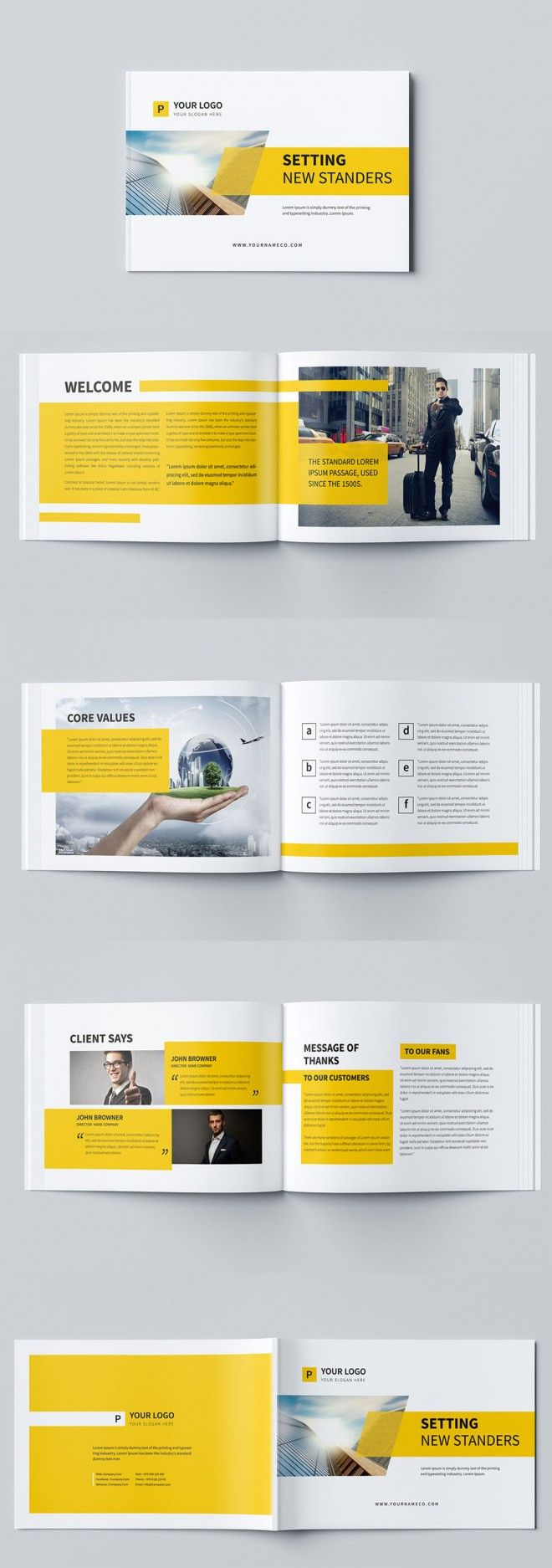 Best brochure templates maxwellsz