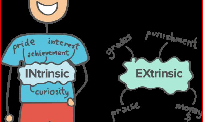 extrinsic motivation psychology
