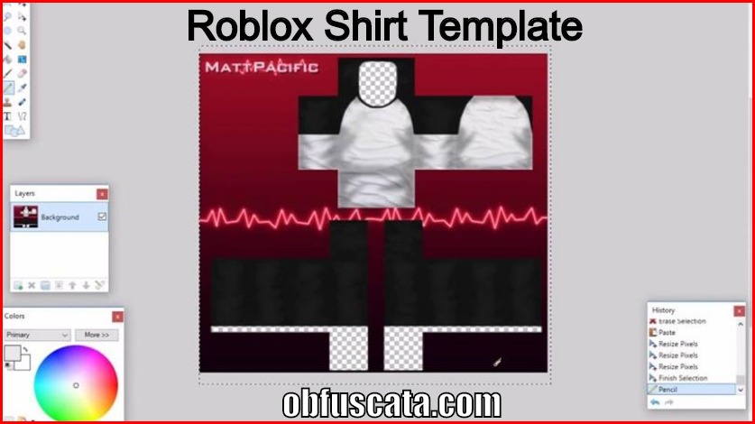 roblox shirt template. Black Bedroom Furniture Sets. Home Design Ideas