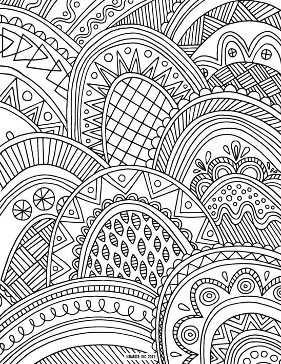 Where Can You Find Adult Coloring Pages
