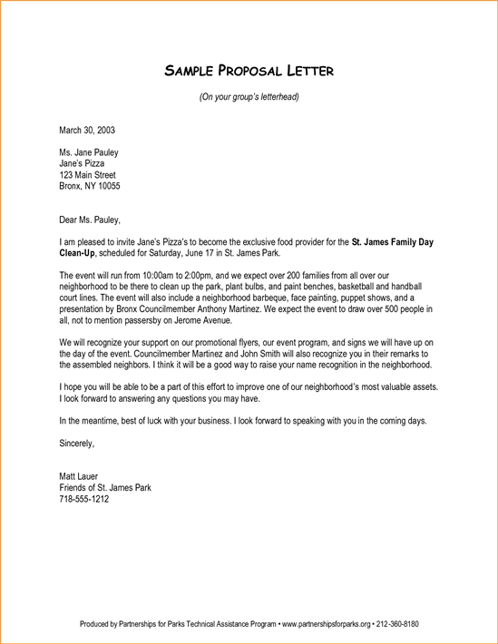 Best Businesss Letter Format