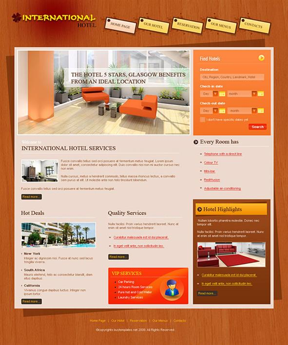 Best Info And News Site: Best Website Templates