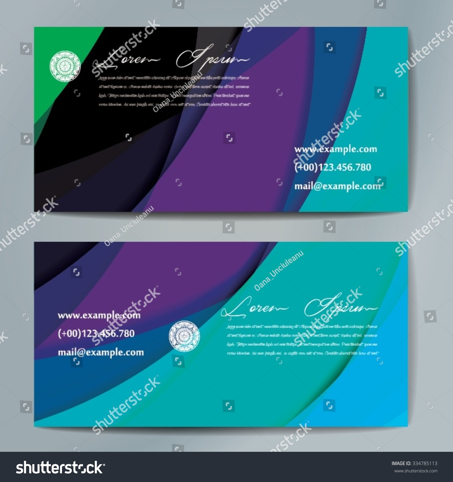 what is business card
