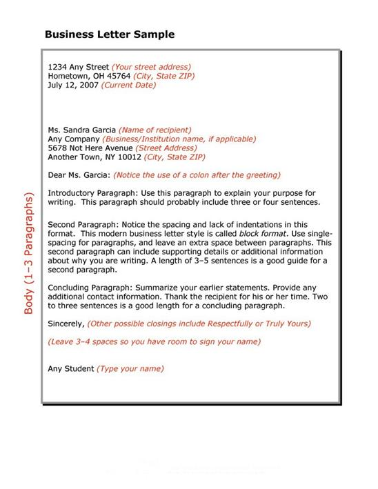 Business Letter Template Congratulations New Position