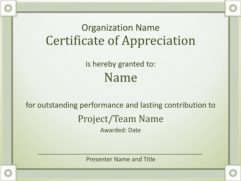 What is a certificate template certificate template yadclub Image collections