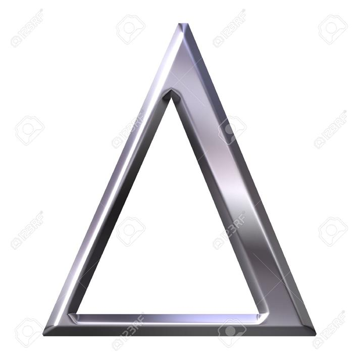 Where Can You Use Delta Symbol