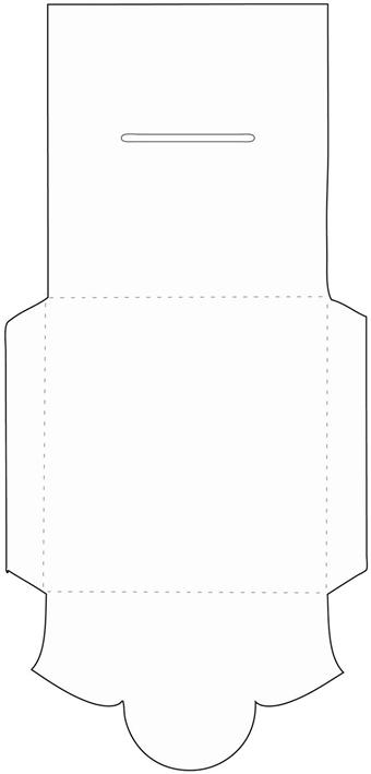 Astounding image in printable envelopes templates