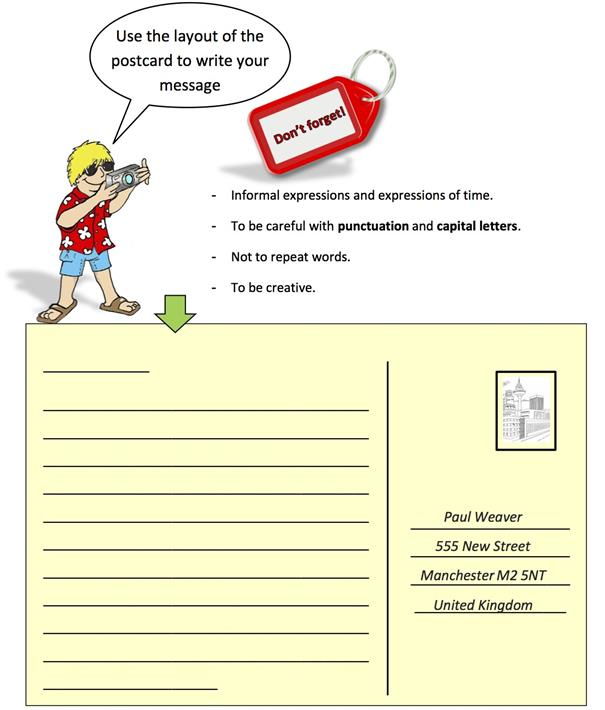 how to write a postcard Letter writing anchor chart parts friendly letter worksheet write friendly letter doc doc lhg find this pin and more on letters & postcard writing by pweatherbie.
